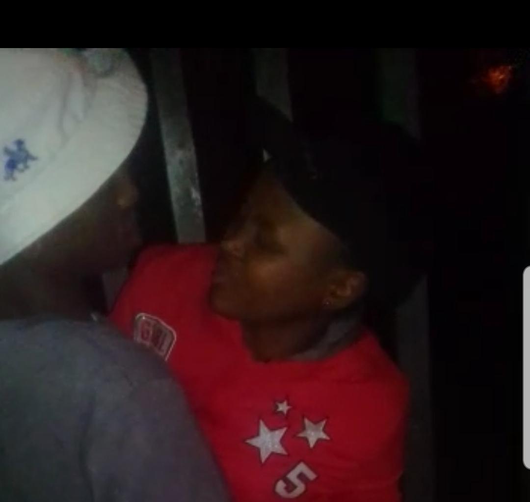 Video : Doing musvo in pub - Musvo Zimbabwe